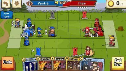卡牌城堡对抗截图3
