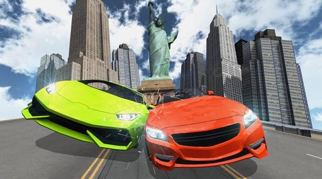 Car Driving Simulator: NY截图0