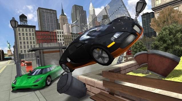 Car Driving Simulator: NY截图1