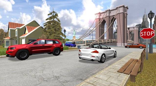 Car Driving Simulator: NY截图10
