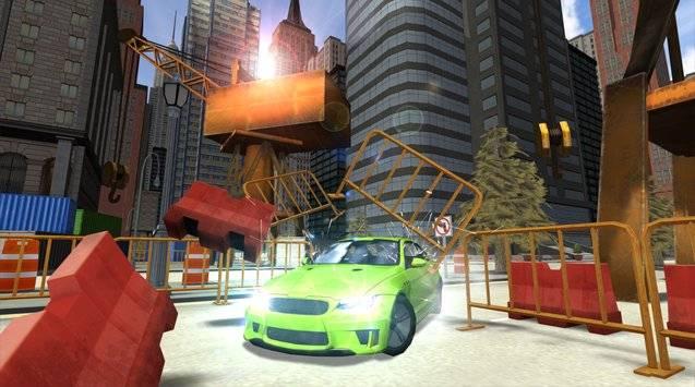 Car Driving Simulator: NY截图3