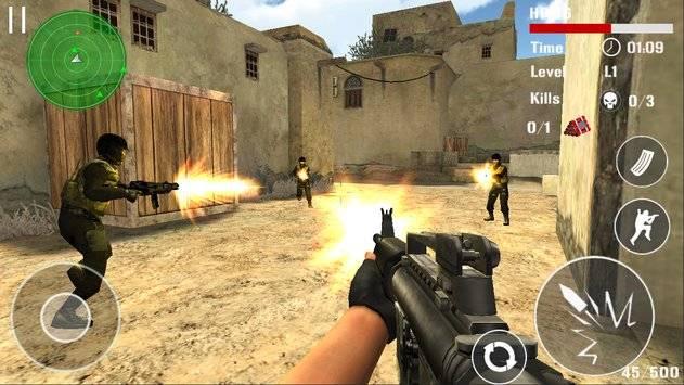 Counter Terrorist Shoot截图0