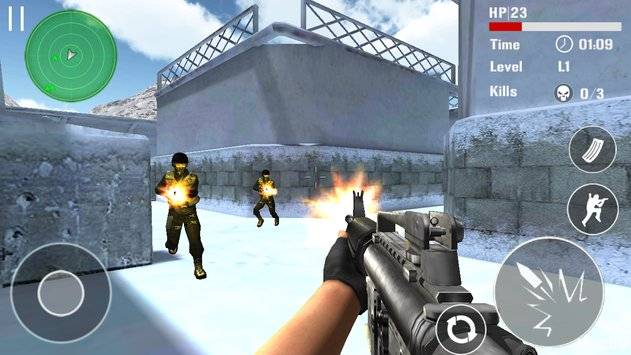 Counter Terrorist Shoot截图2