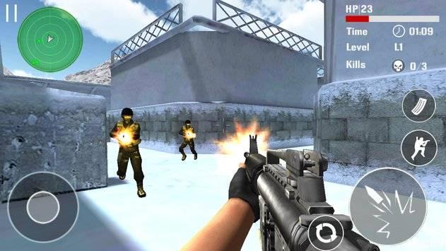 Counter Terrorist Shoot截图2