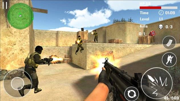 Counter Terrorist Shoot截图3