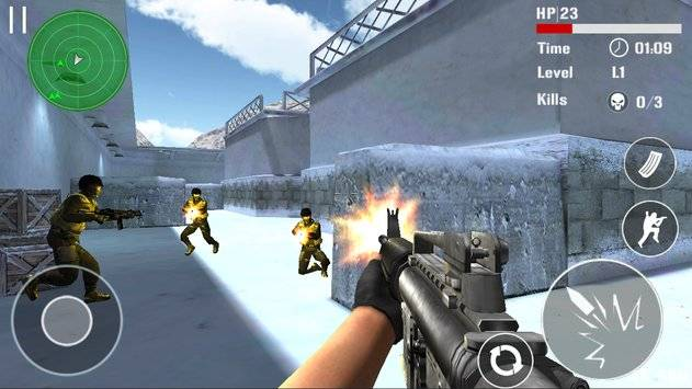 Counter Terrorist Shoot截图5