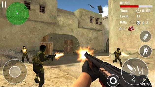Counter Terrorist Shoot截图6