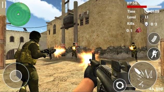 Counter Terrorist Shoot截图7