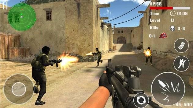 Counter Terrorist Shoot截图9