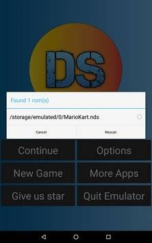 NDS Emulator - For Android 6截图4