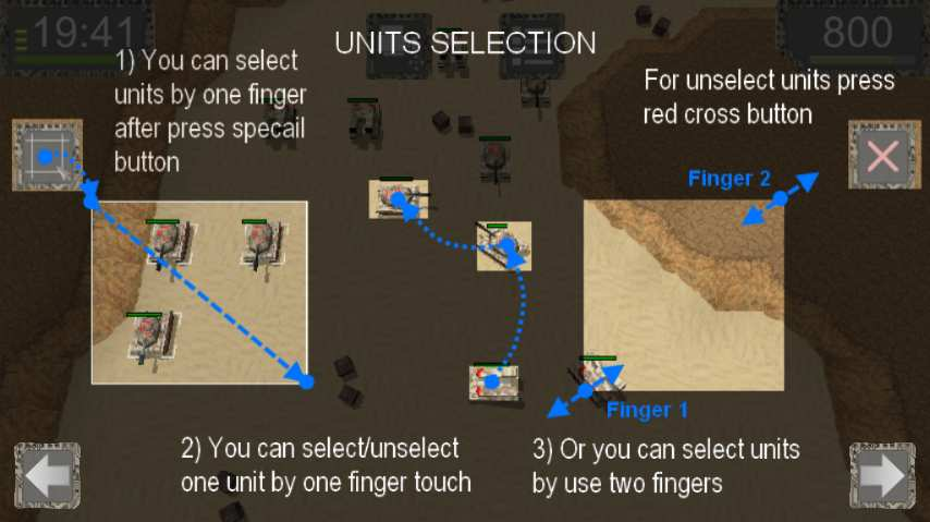 铁血装甲战争截图3