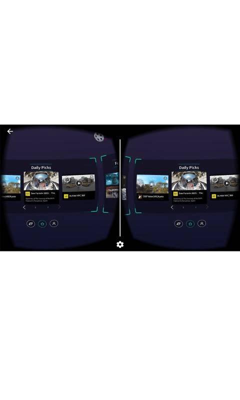 VR视频精选截图4