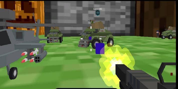 像素:机器人大战截图2