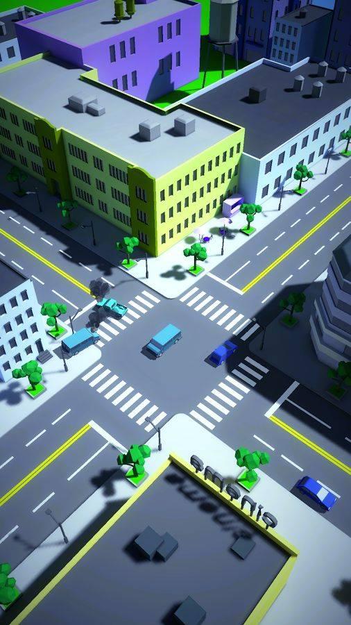 撞车路口截图2