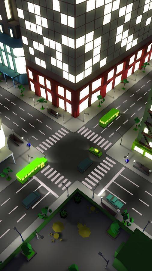 撞车路口截图3