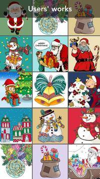 Coloring Book for Christmas截图0