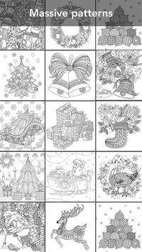 Coloring Book for Christmas截图1