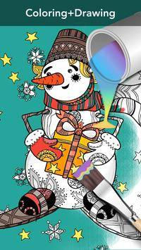 Coloring Book for Christmas截图4