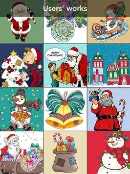 Coloring Book for Christmas截图8