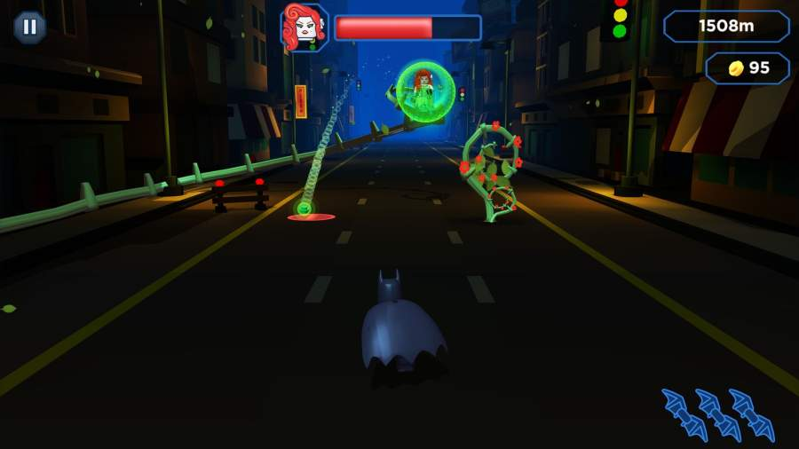 乐高蝙蝠侠电影游戏截图1