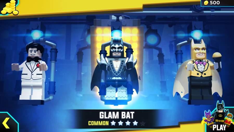 乐高蝙蝠侠电影游戏截图3
