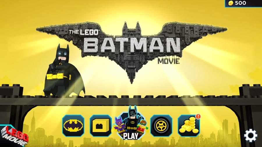 乐高蝙蝠侠电影游戏截图4
