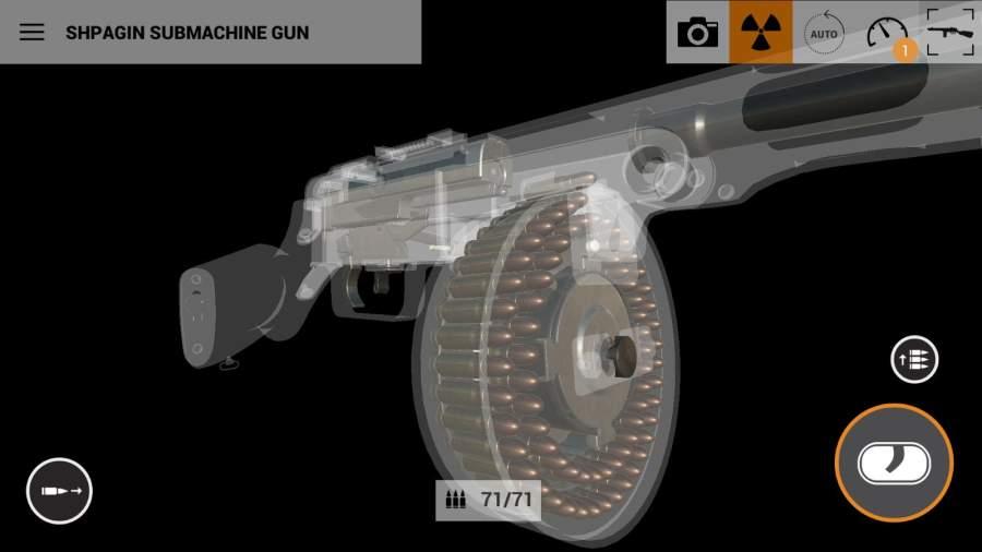 武器英雄 博物馆3D截图1