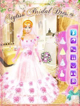 MakeUp Salon Princess Wedding截图1
