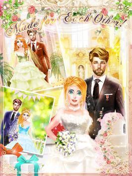 MakeUp Salon Princess Wedding截图3