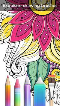Garden Coloring Book截图0