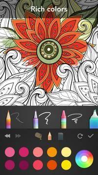 Garden Coloring Book截图1