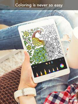 Garden Coloring Book截图10