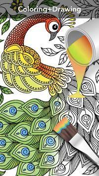 Garden Coloring Book截图3