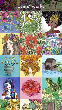 Garden Coloring Book截图4