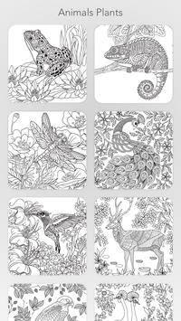 Garden Coloring Book截图7