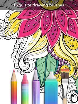 Garden Coloring Book截图8