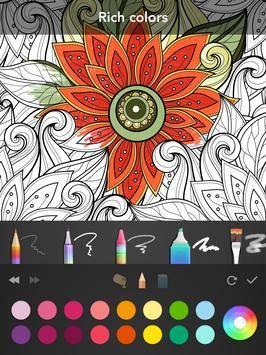 Garden Coloring Book截图9