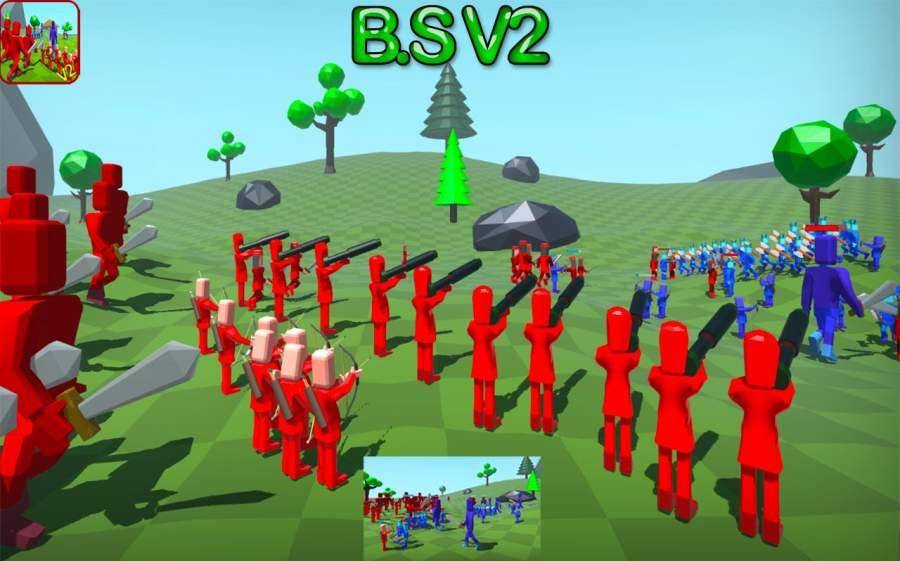 战争模拟器V2