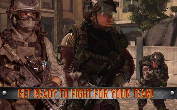Army Commando Shooting Strike截图3