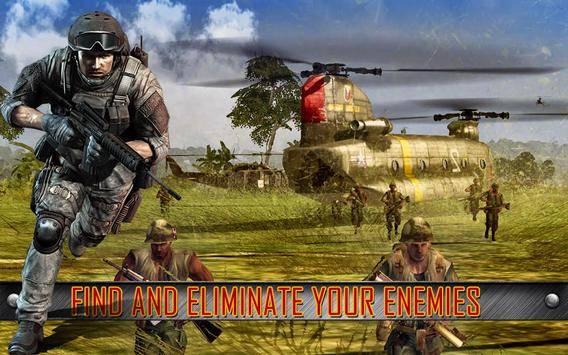 Army Commando Shooting Strike截图9