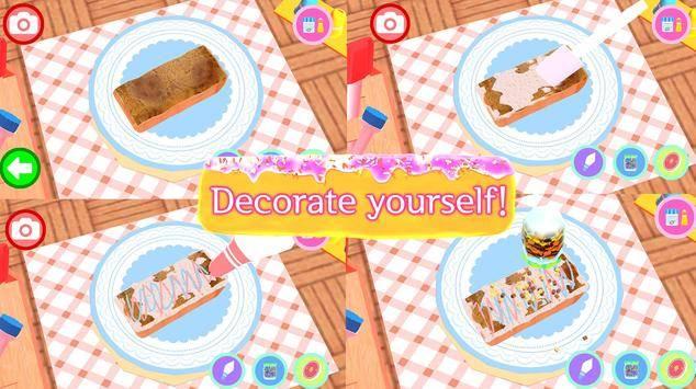 皮卡布面包店:烹饪游戏截图4