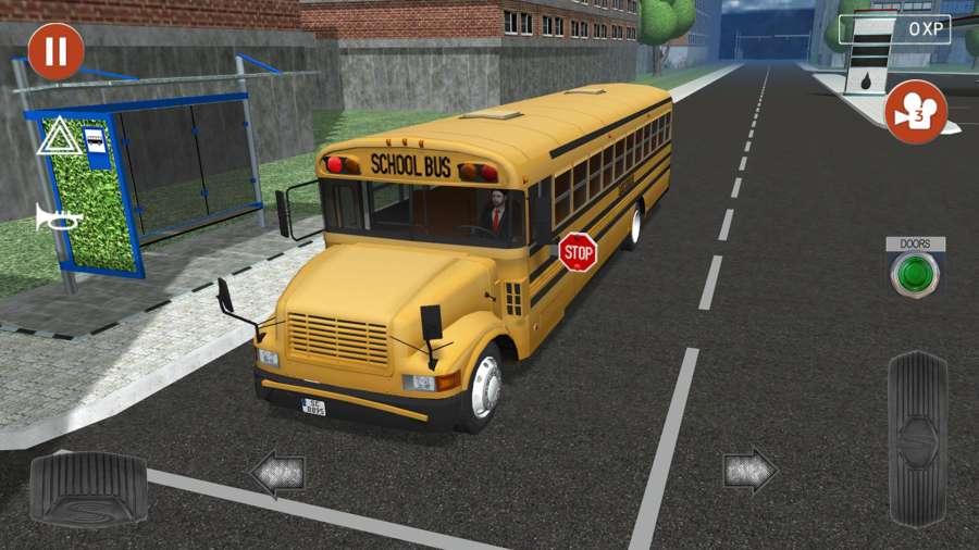公交车模拟截图1