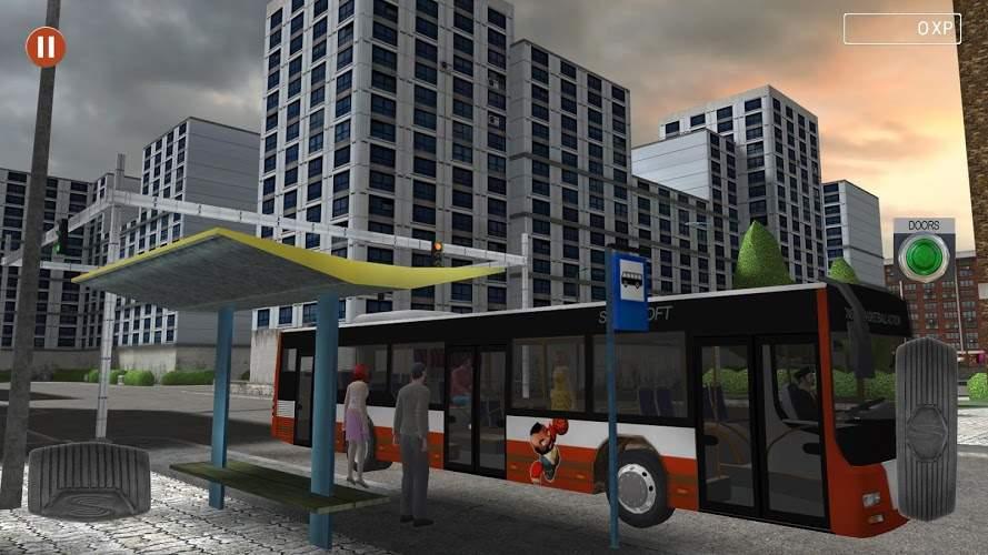 公交车模拟截图3