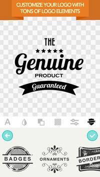 Logo Maker- Logo Creator App截图2