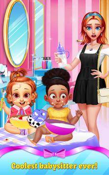 Babysitter Fashion SPA Salon截图8