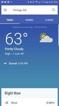 The Weather Channel App截图0