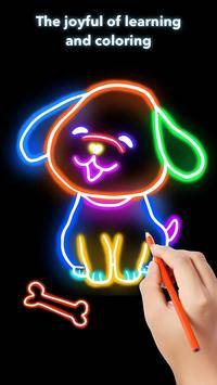 How to draw Glow Zoo截图4