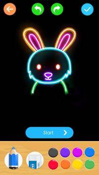 How to draw Glow Zoo截图5