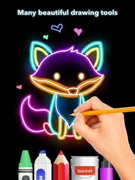 How to draw Glow Zoo截图9
