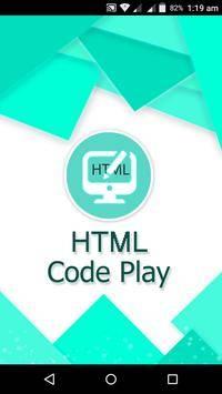 HTML Code Play